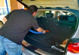 vacuuming-car-interior-at-executive-car-wash