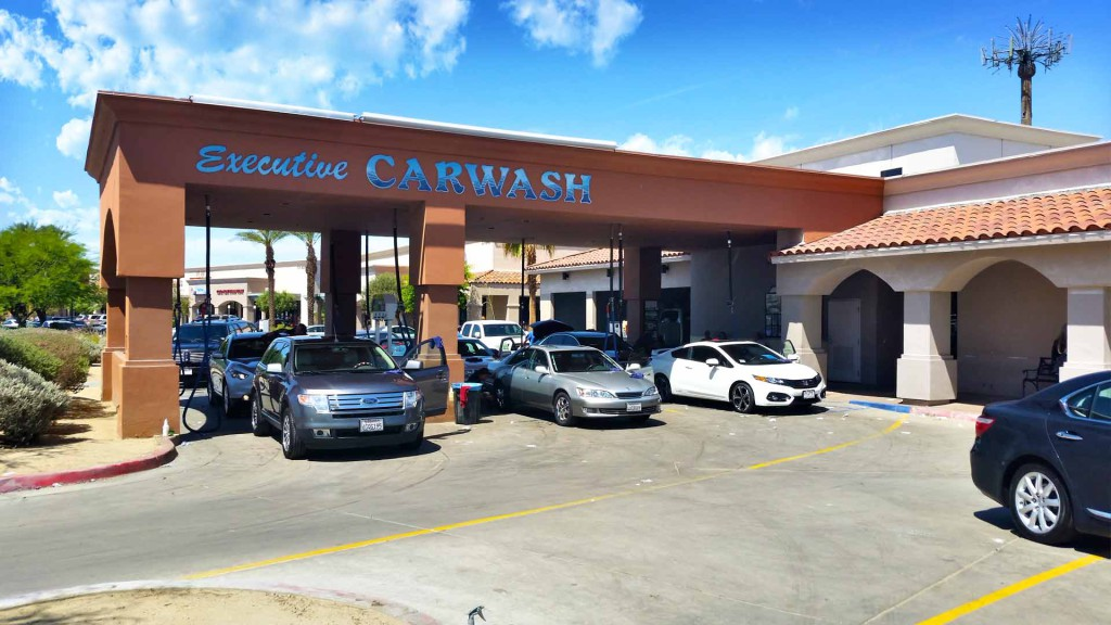 Executive Car Wash Palm Desert Coupons